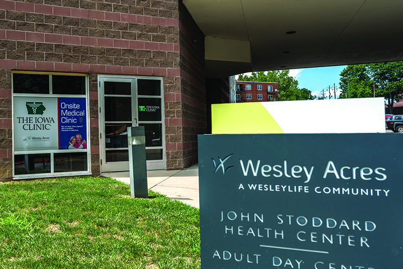 Grand Avenue Primary Care (Wesley Acres Campus) clinic