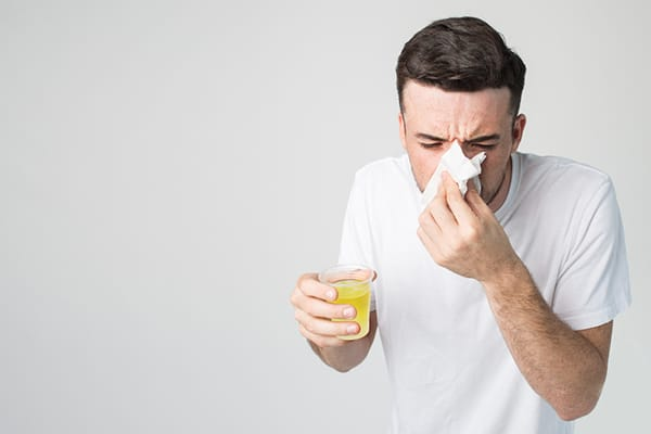 Recurrent Sinusitis? The Solution is Now in The Iowa Clinic Doctor's Office.