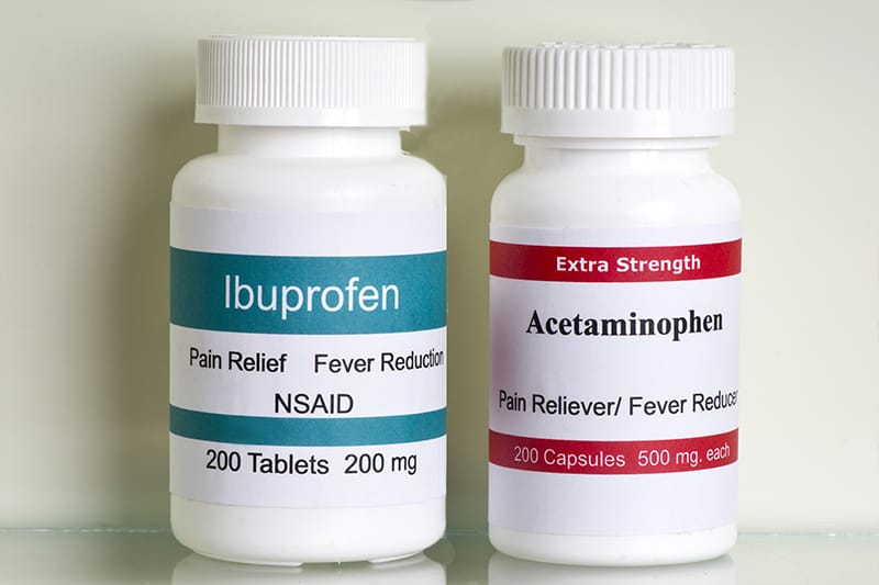 Acetaminophen Vs Ibuprofen Which Pill Is Right For Your Ills