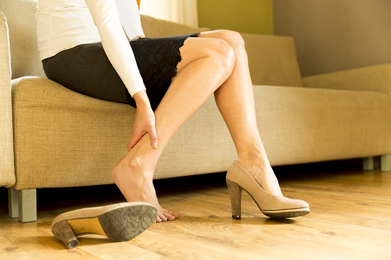 Don't Just Stand There! Move Often to Prevent Pain from Varicose Veins