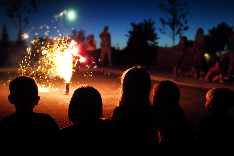Avoid a Firework Mishap with These 10 Safety Tips