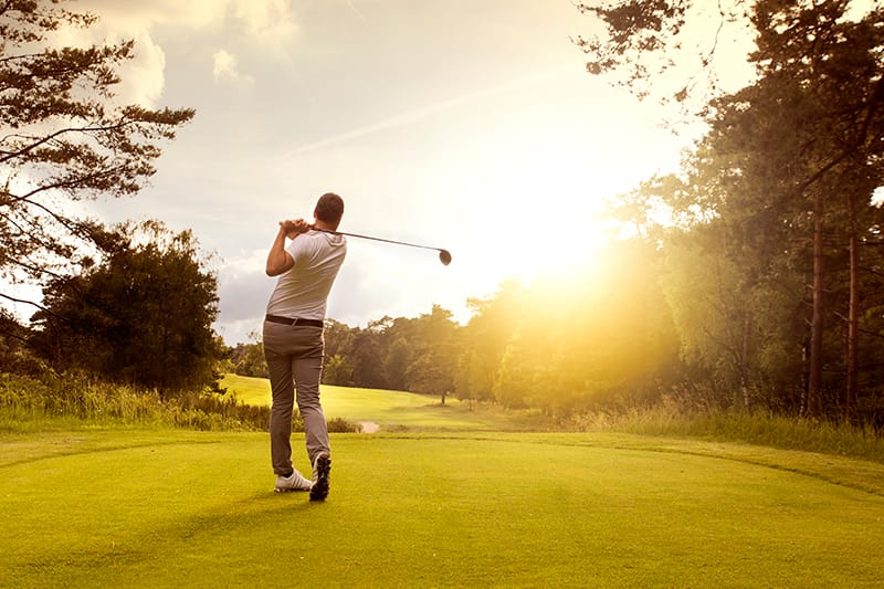 Get Back on the Course After a Golf Injury