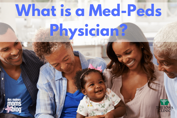 What is a Meds-Peds Physician?