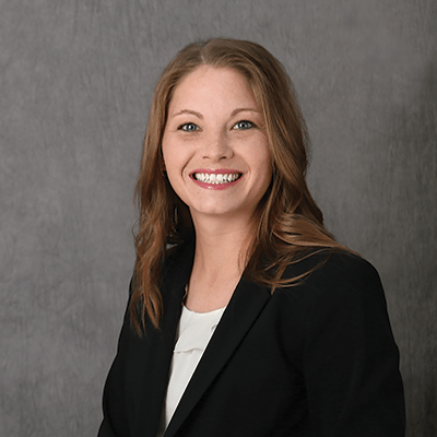 Emily Burns, ARNP, Spine Center provider at The Iowa Clinic