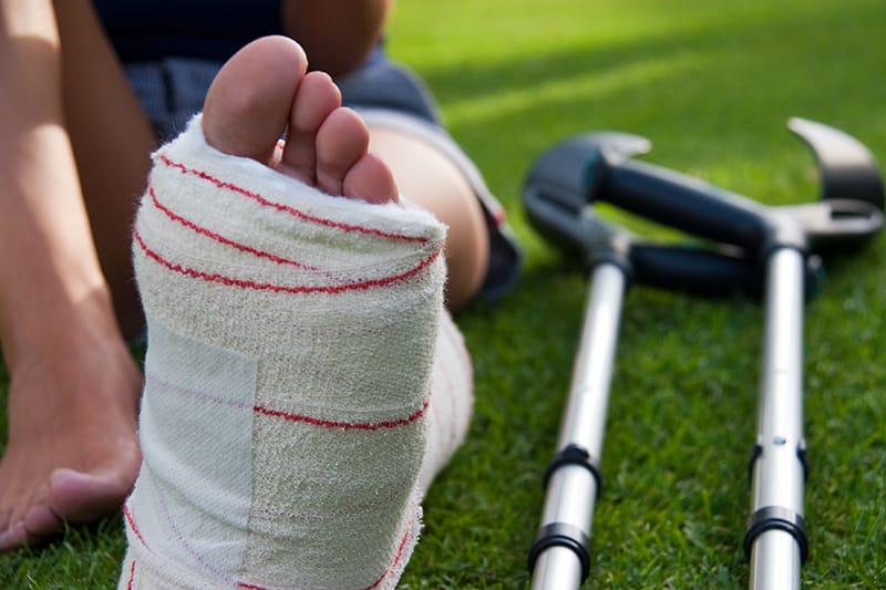 Protect Your Young Athlete From Fall Sports Injuries