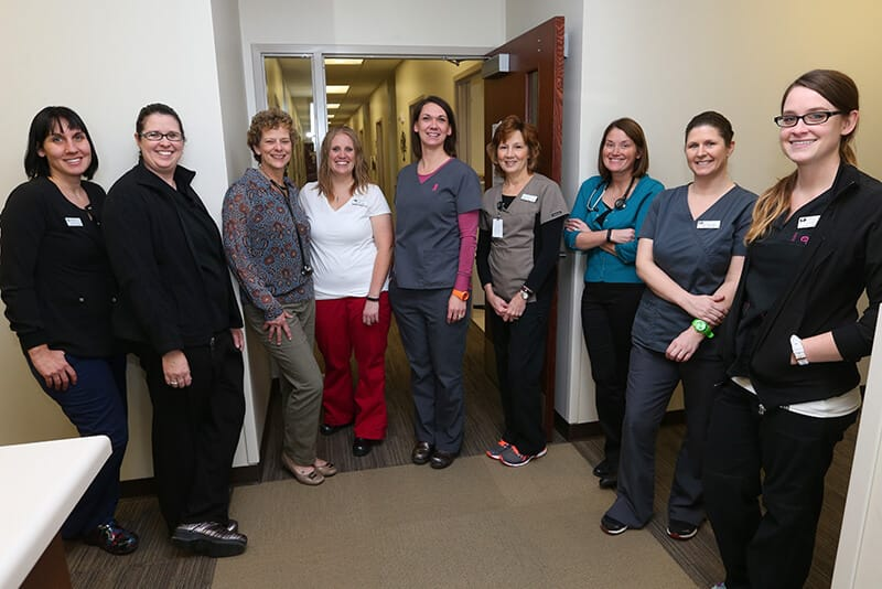 The Iowa Clinic Primary Care Team