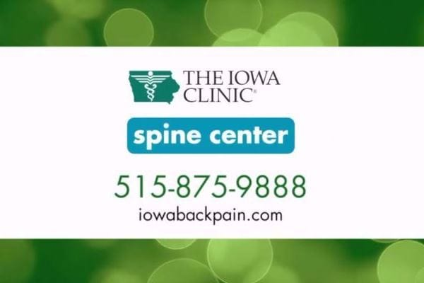 The Iowa Clinic Spine Center